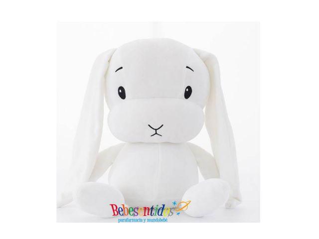 Conejo de peluche Blanco grande