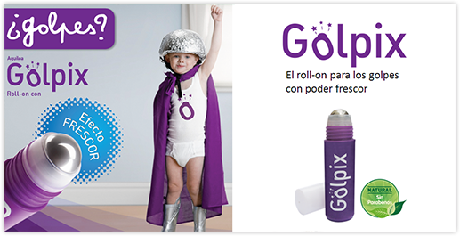 Aquilea Golpix Roll-on 15ml