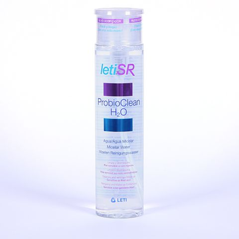 Leti SR Agua micelar ProbioClean H2O 200ml