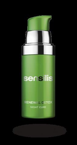Sensilis Supreme Detox Serum Noche