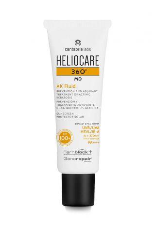 Heliocare 360º AK fluid SPF50+ 50ml