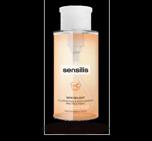 Sensilis Skin  Deligth Esencia  VIT C 300ml