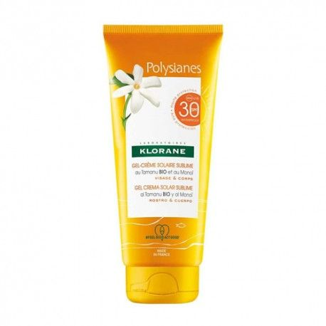 Polysianes Crema Solar Sublime SPF30 50ml