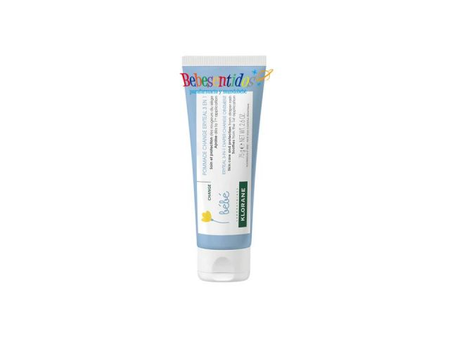 Klorane Baby Eryteal crema culete 75