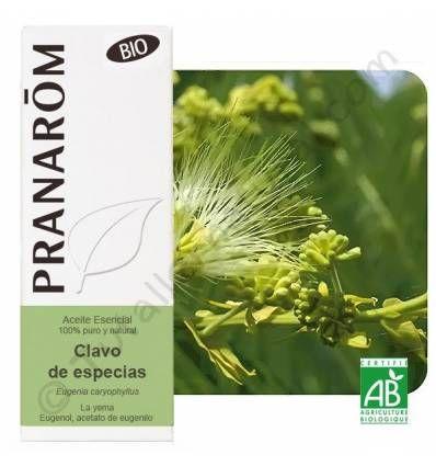 Pranarom Aceite Esencial De Clavo 10 ml