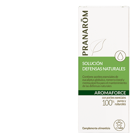 Pranarom Aromaforce Solucion Defensas Nat  30ml