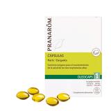 Pranarom Oleocaps N1 Nariz y Garganta