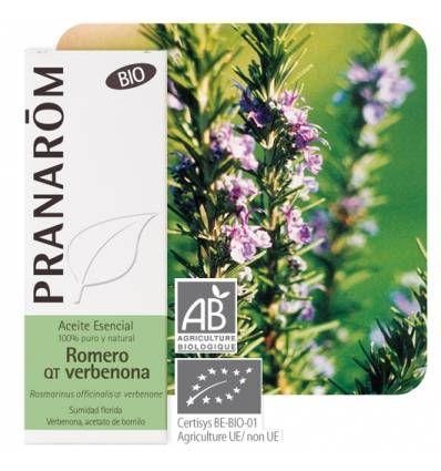 Pranarom Aceite Esencial Romero QT Verben 5 ml
